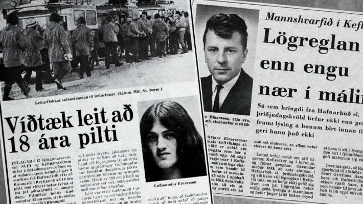 Krantenartikels uit Ijsland