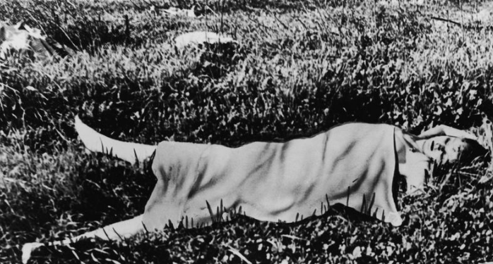 Elisabeth Short, Black Dahlia