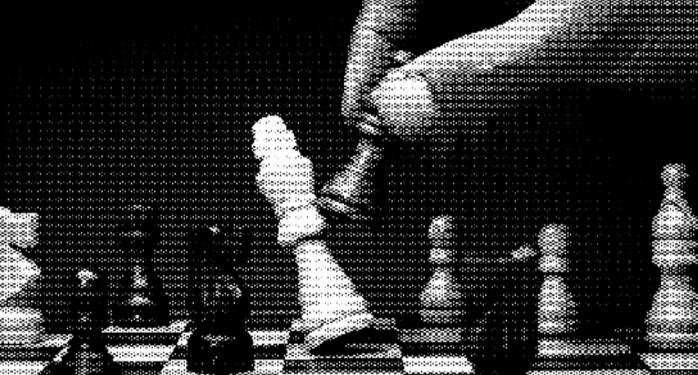 de schaakbordmoordenaar