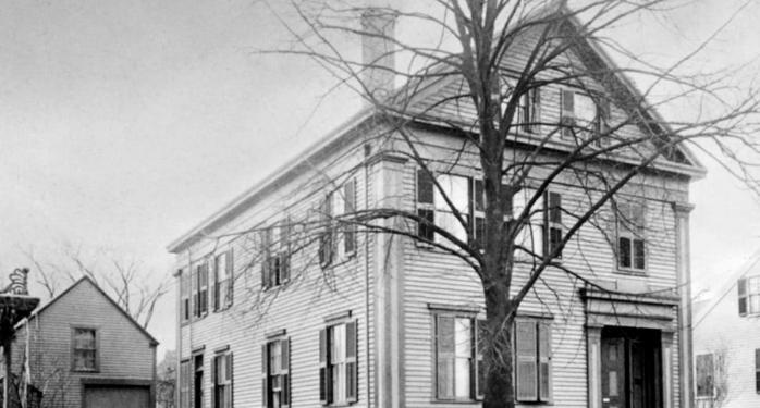 huis van Lizzie Borden