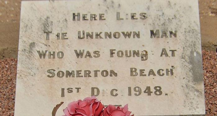 Somerton Man Code