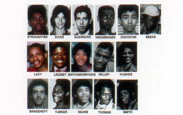 slachtoffers Jeffrey Dahmer